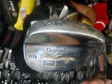 Wilson Staff Gene Sarazen 1933 R90 sand iron