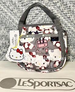 NEW LeSportsac Hello Kitty Limited Bag SMALL JENNI 8056 G630 P1