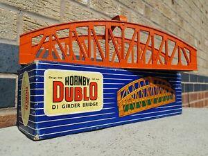 Hornby Dublo D1 Girder Bridge Cat 32141 Circa 1955 Near Mint  Boxed
