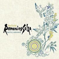 [CD] Re:Tune Romancing Sa Ga BATTLE ARRANGE NEW from Japan