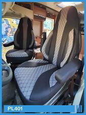 Maß Sitzbezüge Peugeot Boxer / Jumper/Ducato Fahrer & Beifahrer ab BJ 2006 PL401