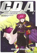 manga STAR COMICS GUNDAM CDA C.D.A. numero 2