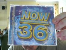 NOW THATS WHAT I CALL MUSIC 36 ON 2 CD SET GREAT STEAL LAST CHANCE SALOON