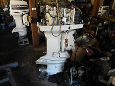 "JOHNSON/EVINRUDE 120 HP   V/4 LOOPER 89 MODEL 25"" WRECKING ALL PARTS AVAILABLE"