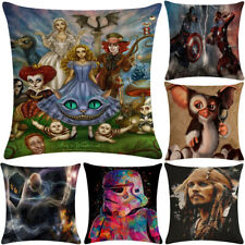 Art Classic TV Character Pillowcase Cushion Case Home Decoration Cushion Cover