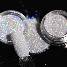 Nail Glitter Powder Holographic Gradient Nail Art Manicure Pigment DIY Decor