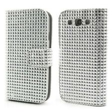 Business Case Samsung Galaxy S3 GT-I9300 GT-I9305 Etui Glitzer