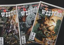 DC Comics: ALL-STAR WESTERN #4 #5 #6  Comics Bundle   B8.138