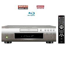 Denon DVD-2500BT Silver Full HD Transport DVD Blu-Ray Player HDMI Flagship Model