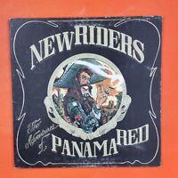 NEW RIDERS OF THE PURPLE SAGE Adventures Of Panama KC32450 LP Vinyl VG++ Cvr VG+