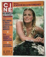 ►CINE REVUE 51/1979 - BO DEREK - JULIE ANDREWS - RUDOLF NOUREEV - ANDRESS