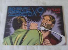 AGENTE SEGRETO X-9 (YELLOW KID nr. 80 - ed. Comic Art)