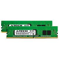 16GB 2X 8GB DDR4 2666 MHz ECC REG DIMM for Dell Precision 5820 (Xeon) Memory RAM