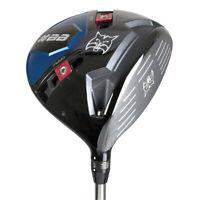 Lynx Golf #BB Adjustable Driver With Aldila RIP NV 65 Stiff Shaft R/H Brand New