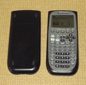 TI 89 Titanium Calculator   Texas Instruments Graphing Calculator w/ Batteries