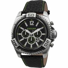 Mens Kahuna Chronograph Watch KCS-0003G