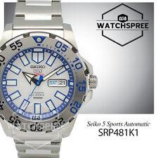 Seiko 5 Sports Automatic Watch SRP481K1