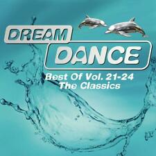 Best Of Dream Dance Vol.21-24 The Classics 2LP Vinyle Gatefold Cover 2019 Sony