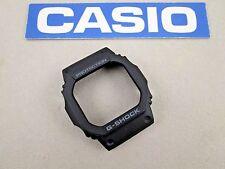 Genuine Casio G-Shock GW-M5610 GW-M5600BC GW-M5610BC black resin watch bezel
