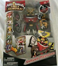 Bandai 2012 Power Rangers Samurai Megazord Brand New with Damaged Box