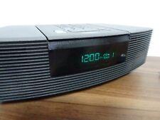 """BOSE WAVE MUSICSYSTEM """"AWRC3G"""" RADIO/CD MP3 ALARM AUX / GHRAPHIT / GUT !! #G2A"""