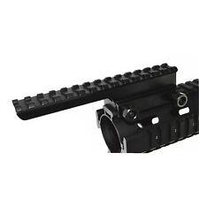 20mm Picatinny Bottom rail to 20mm Picatinny Top Extension Rail Adaptor/Riser