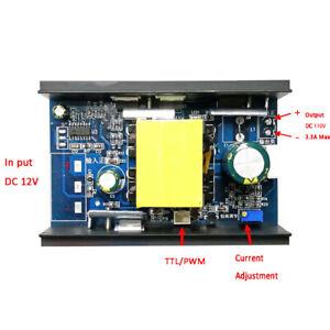 NICHIA NUBM31T NUBM38 455nm 74W 95W Laser Array Driver 3A 12V Input (85V Output)