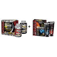 PACK TERMOTEC BLACK GEL NUTRYTEC 2x200 ml + CAPSULAS 2X60 - QUEMAGRASA REDUCTOR