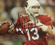 33928f36a Kurt Warner Hand Signed 8x10 Autographed Photo w COA