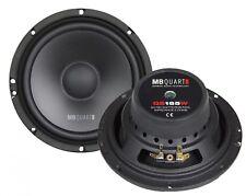 MB Quart qs165w WOOFER Set KICK BASS altoparlanti 16,5 cm 165 mm 180 Watt max.