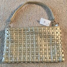 NEW - Pewter / Rhinestone Purse Bag New With Tag - Please Read