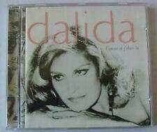 DALIDA (CD) COMME SI J'ETAIS LA