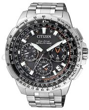 Citizen Satellitare Wave Super Titanio Eco-Drive GPS CC9020-54E Men Uomo New