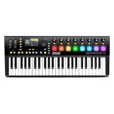 Akai Professional Advance 49 Virtual Instrument Studio Live Keyboard Controller