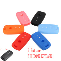 Silicone Remote Car Key Fob Case Cover For Suzuki Grand Vitara SX4 Swift XL - 7