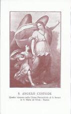 S. ANGELO CUSTODE - quadro ven. a Faenza Chiesa di S. Severo - SANTINO AS014-244