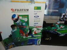 1/18 Minichamps Michael Schumacher F1 Jordan Ford 191 including Driver figure