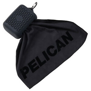 Pelican Outdoor - Multi-Use Towel with Carry Case - Ultra Absorbent Microfiber -