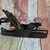 Vintage Stanley Rule & Level Co.No.113 Circular Compass Hand Plane