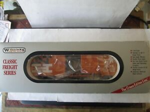 Williams Classic Freight Series O Scale FC 21 New Haven Box Car Road #3400