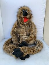 Cuddly Critter Hand Puppet - Made in the USA - Plush Toy Hand Puppet Cheryl Guth