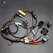 Complete Electrics Wiring Harness NGK Spark Plug CDI Chinese Dirt Bike 150-250cc