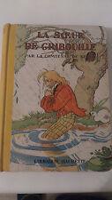 Comtesse de Ségur - La sœur de Gribouille - Hachette 1930