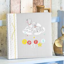 101 Dalmatians Self Adhesive Photo Album 120 Photographs 6x4 8x6 Book New Baby