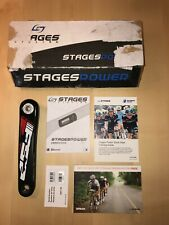 Stages Energy Gen 1 FSA power meter BB30 Double 172.5mm