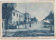 1935 IGEA MARINA RIMINI PENSIONE FLORA