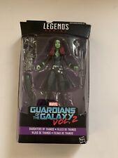 """Marvel Legends GAMORA 6"""" Action Figure Guardians of the Galaxy 2 Mantis BAF"""