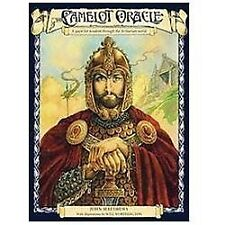 New, The Camelot Oracle: A Quest for Wisdom through the Arthurian World, Matthew