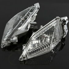 Rear Clear Turn Signal Indicator Lens For SUZUKI GSXR 1000 2009-2014 2010 K9