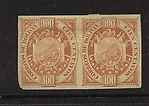 Bolivia  46  proof  pair